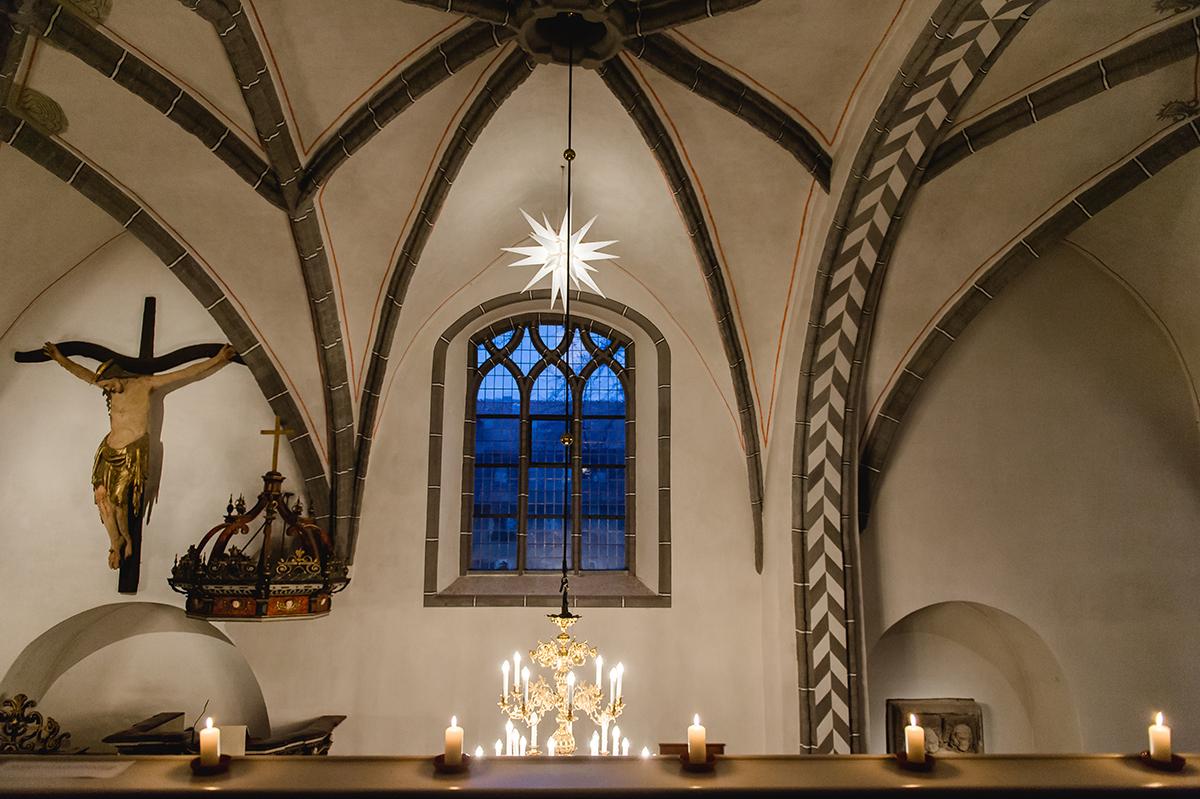 Musikalische Adventsandacht der Klosterkirchengemeinde 2020