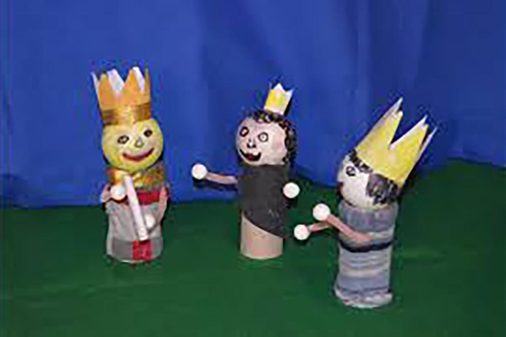 Ein Animationspuppentrickfilm von Christenlehrekindern aus Schmellwitz und Willmersdorf.